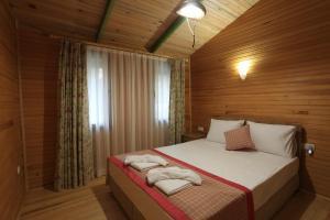 A room at Turnalı Bungalow
