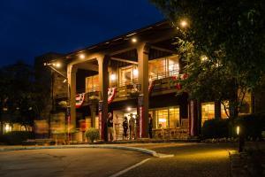 The facade or entrance of Oglebay Resort & Conference Center