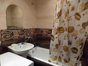 Ванная комната в Y Tatiyany Gorkogo