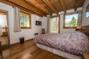 A room at Chalet Gaia