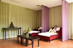 Os clientes hospedados em Pestana Promenade Ocean Resort Hotel