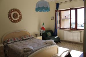 A room at B&B La Contessa
