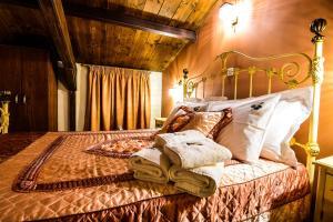 Ένα δωμάτιο στο Camelia Suites