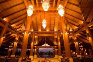 The lounge or bar area at Aureum Palace Hotel & Resort Bagan