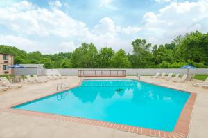 The swimming pool at or close to Ramada by Wyndham Whitehall/Allentown