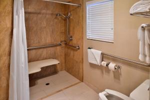 A bathroom at Best Western PLUS La Mesa San Diego