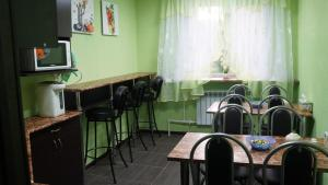 A restaurant or other place to eat at Аmto