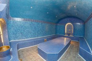 Ванная комната в Гостинично-Оздоровительный Комплекс Семья