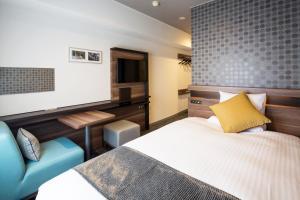 A room at HOTEL MYSTAYS Gotanda