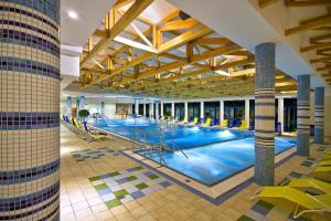 Bazén v ubytovaní Hotel Alexander alebo v jeho blízkosti