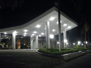 The facade or entrance of Rio Claro Plaza Hotel