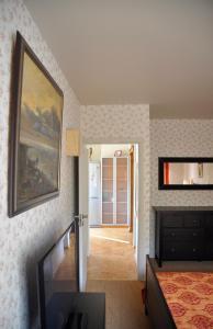 Телевизор и/или развлекательный центр в Apartment Pion