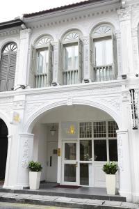 Eine Fassade oder ein Eingang zu Hotel NuVe Heritage (SG Clean, Staycation Approved)