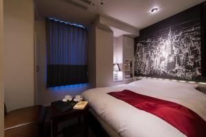 The CALM Hotel Tokyoにあるお部屋