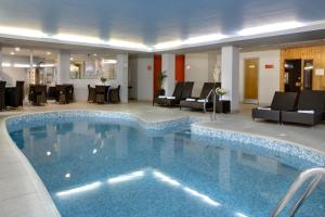 The swimming pool at or near Diplomat Hotel & Spa Sure Hotel Collection by Best Western
