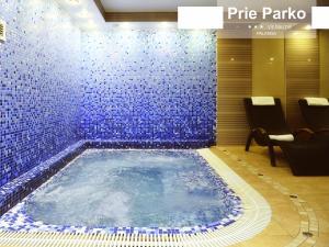 Bazén v ubytovaní Palanga Park Hotel, Tubinas Hotels alebo v jeho blízkosti