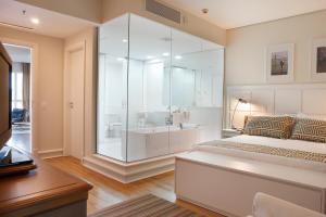 Spa e/ou outras comodidades de bem-estar em Vitória Hotel Concept Campinas