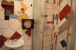 Łazienka w obiekcie El Hostel