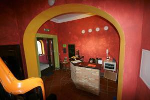 Hol lub recepcja w obiekcie El Hostel