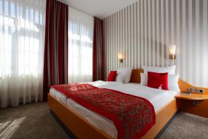 A room at Hotel & Restaurant Michaelis