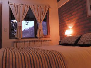 A room at Hosteria El Hoyo