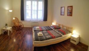 Pokoj v ubytování Jezerka Apartments