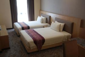 A room at Imperial Riverbank Hotel Kuching