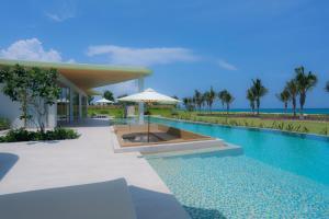 The swimming pool at or near FLC Luxury Resort Quy Nhon