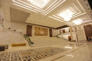 The lobby or reception area at FLC Luxury Resort Quy Nhon