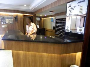 The lobby or reception area at Love Story (Adult Only)
