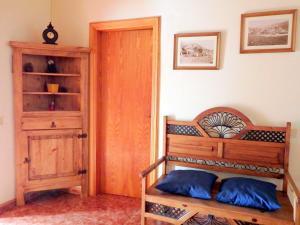 Zona de estar de Casa La Bodeguilla