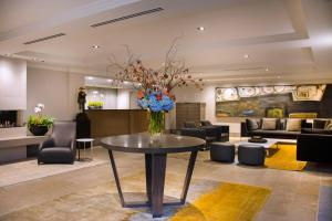 The lobby or reception area at Inn at the Market