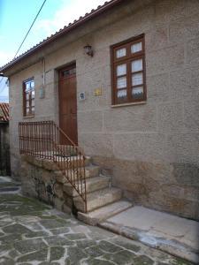 החזית או הכניסה של Casa de RioBom