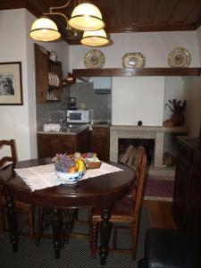 מטבח או מטבחון ב-Casa de RioBom