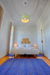 A room at Chalet D´Ávila Guest House