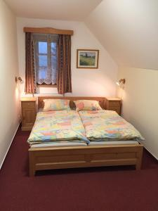 Pokoj v ubytování Apartments Dřevona II