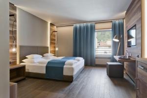 A room at Stadthotel Brunner