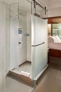 Salle de bains dans l'établissement Arlo SoHo