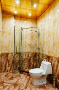 A bathroom at Mia Casa Hotel Yerevan