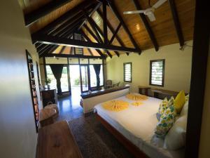 A room at Taveuni Dive Resort