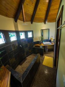 A seating area at Taveuni Dive Resort