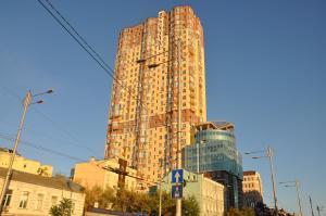 A local landmark near the hostel