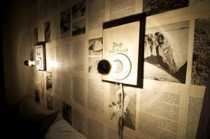 Ein Badezimmer in der Unterkunft Linnen Luxx Apartment