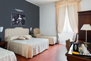 A room at Hotel Caravaggio