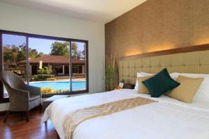 A room at Coron Soleil Garden Resort
