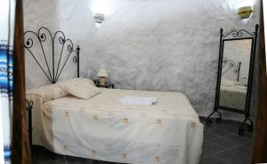 Una habitación en Alojamientos Casas Cuevas En Orce