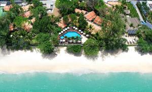Blick auf Impiana Resort Patong, Phuket - SHA Plus aus der Vogelperspektive