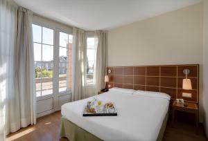 A room at Eurostars Zarzuela Park