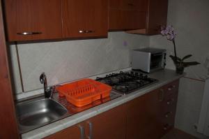 Cucina o angolo cottura di Agriturismo Canale 1