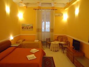 A room at Hotel Gorizia